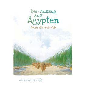 Der Auszug aus Ägypten - Mose führt sein Volk