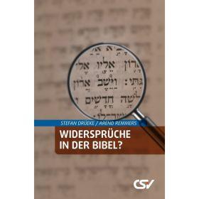 Widersprüche in der Bibel?