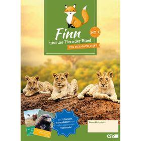 Finn und die Tiere der Bibel No. 1