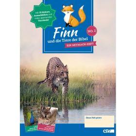 Finn und die Tiere der Bibel No. 2