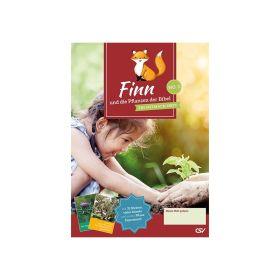 Finn und die Pflanzen der Bibel No. 3