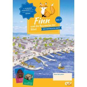 Finn und die Bauwerke der Bibel No. 4