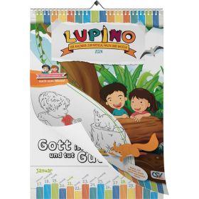 Lupino - Kinderkalender 2022