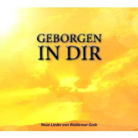 Geborgen in dir