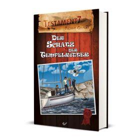 Der Schatz der Tempelritter (4)