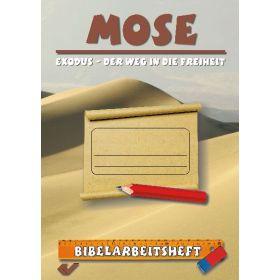 Bibelarbeitsheft Mose