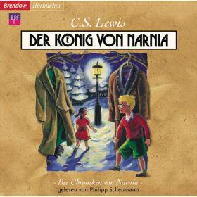 Der König von Narnia - Hörbuch - 3 CDs