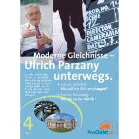 Moderne Gleichnisse - Ulrich Parzany unterwegs - Folge 4