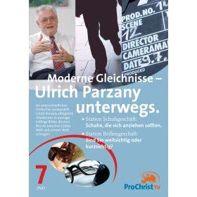 Moderne Gleichnisse - Ulrich Parzany unterwegs - Folge 7