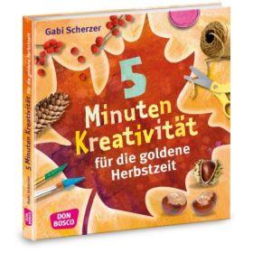 5 Minuten Kreativität für die goldene Herbstzeit