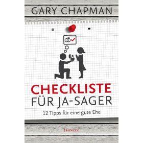 Checkliste für Ja-Sager