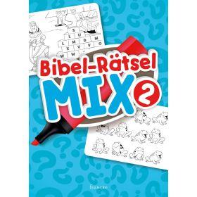 Bibel-Rätsel-Mix 2