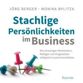 Stachlige Persönlichkeiten im Business - Hörbuch MP3