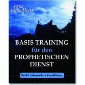Basis-Training für den prophetischen Dienst