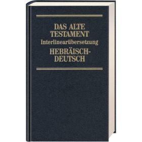 Interlinearübersetzung Altes Testament, hebr.-dt., Band 2