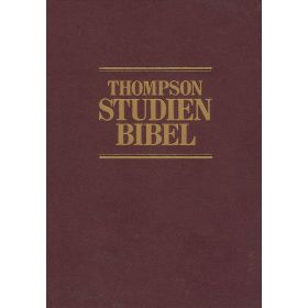 Thompson Studienbibel Sonderausgabe rot