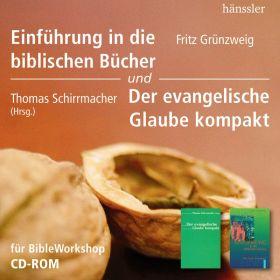 Einführung in die Bibl. Bücher & Der Ev. Glaube kompakt für BibleWorkshop