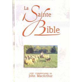 Studienbibel französisch NEG - illustriert