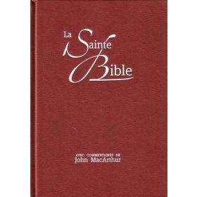 Studienbibel französisch NEG - bordeaux