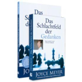 Das Schlachtfeld der Gedanken - Set Arbeitsbuch & Buch
