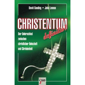 Christentum - definitiv!