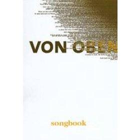 Von oben - Songbook