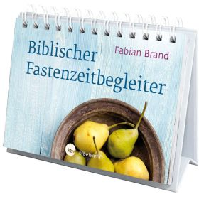 Biblischer Fastenzeitbegleiter - Aufstellbuch