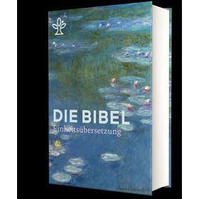 Die Bibel - Einheitsübersetzung - Großdruck Motiv Seerosen