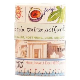 Washi Tapes Set Bibel