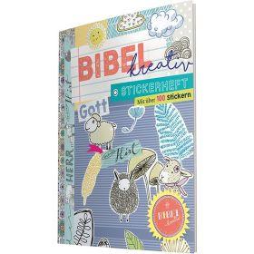 Stickerheft Bibel kreativ - Der Herr ist mein Hirt