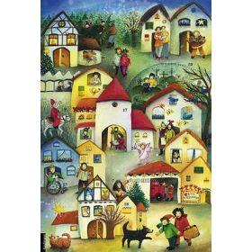 Advent in allen Häusern - Adventskalender