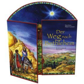 Der Weg nach Bethlehem - Adventskalender