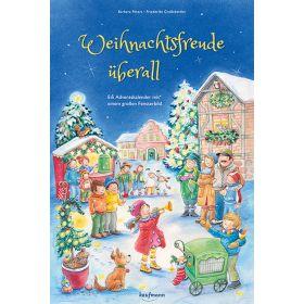 Weihnachtsfreude überall - Adventskalender