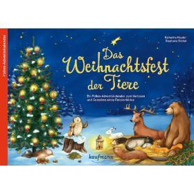 Das Weihnachtsfest der Tiere - Adventskalender