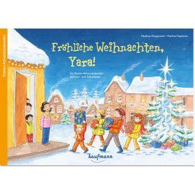Fröhliche Weihnachten, Yara! - Adventskalender