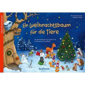 Ein Weihnachtsbaum für die Tiere - Adventskalender