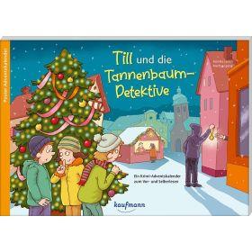 Till und die Tannenbaum-Detektive - Adventskalender