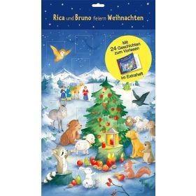 Rica und Bruno feiern Weihnachten - Adventskalender