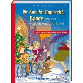 Die Knecht-Ruprecht-Bande und das verschwundene Paket - Adventskalender