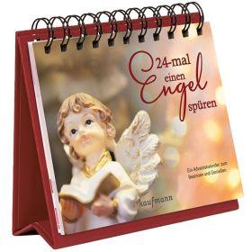 24-mal einen Engel spüren - Adventskalender