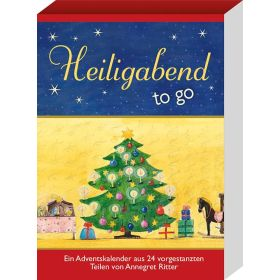 Heiligabend to go - Adventskalender