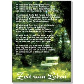 Postkarten: Zeit zum Leben, 12 Stück