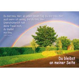 Postkarten: Du bleibst an meiner Seite, 12 Stück