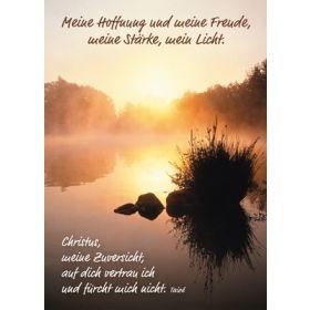 Postkarten: Meine Hoffnung und meine Freude, 12 Stück