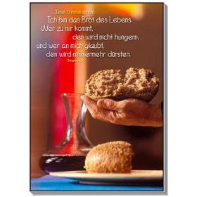 Poster: Ich bin das Brot des Lebens A3