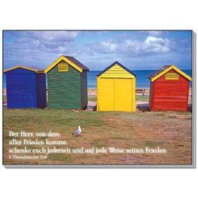 Postkarten: Der Herr, von dem aller Frieden kommt, 12 Stück
