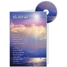 CD-Card: Du bist da - Geburtstag