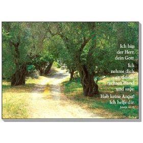 Postkarten: Ich bin der Herr, dein Gott, 4 Stück