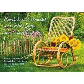 Postkarten: Herzlichen Glückwunsch, 12 Stück