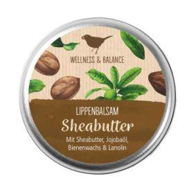 Lippenbalsam - Sheabutter
